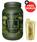 Scitec Nutrition Muscle Army Warrior Juice 900g Whey Protein Casein + SHAKER