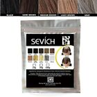 Sevich HAIR BUILDING Fibers Bulk Bag MANY COLORS SIZES Keratin FREE DELIVERY UK