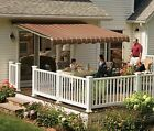 16' SunSetter VISTA Awning with Acrylic Fabric by SunSetter Awnings
