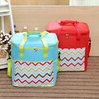 Cool Bag School Picnic Lunch Box Insulated Large Thermal Cooler Novelty 32L