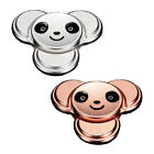 Tri-blade Gyro Hand Spinner Pressure Reduce Desk pocket Toy Rotation Time Long