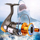 Spinning Fishing Reel for Saltwater Freshwater Fishing Tackle Reels 12+1bb 5.2:1