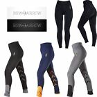 Bow & Arrow Equestrian Running Yoga Ladies Horse Riding Breeches Leggings Tights