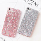 Glitter Paillette Soft Case Cover for iPhone 6 6s 7 Plus Girl's Shockproof Cover