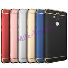 3in1 Electroplating Stylish Protective Back Case Cover For Huawei Mate 9