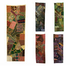 INDIAN Wall Hanging Tapestry Tablerunner Embroidered Patchwork Ethically Made