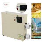 Thermostat 5.5/11/15KW Swimming Pool & SPA Hot Tub Electric Water Heater 220V US