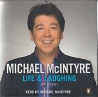 Michael McIntyre Life & Laughing 7CD Audio Book My Story Unabridged FASTPOST