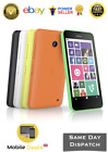 BRAND NEW NOKIA LUMIA 635 4G LTE **5 COLOURS** 8GB WINDOWS 8 SMARTPHONE UNLOCK*