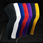 Внешний вид - Hot Kids Adult Basketball Leg Knee Pad Long Sleeve Protector Gear Crashproof