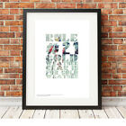 Andy Hampsten ❤ CYCLING ❤ bike poster art Limited Edition Print 5 sizes #39