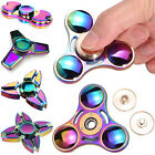 Fidget Finger Spinner Hand Focus Spin EDC Bearing Stres Toy Rainbow Crab Claw UK