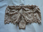 Ladies Fiore shorts in beige size 8  10  and 16