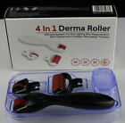 Newest Titanium Derma Roller Drs 4 in1 Skin Care Beauty Micro-Needle Sets Kit US
