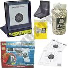 BB Gun Targets 6mm Airsoft Pellets BBs Catcher 17cm Refills Shooting Bundle Deal