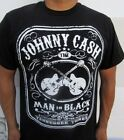 NEW! JOHNNY CASH PUNK ROCK T SHIRT MEN'S SIZES image