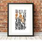 Support your local bike shop ❤ CYCLING ❤ bike poster art Print 5 sizes #46 rapha