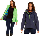 Arctic Storm Ladies Women's Sarovar Waterproof Low Hip Length Coat Jacket