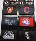 MLB Printed Tri-Fold Nylon Wallet RICO -Select- Team Below on Ebay