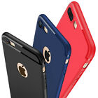 Phone Case For Apple iPhone 6 7 & Plus TPU Silicone Rubber Soft Protective Cover