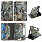 "Folio Cover for Samsung Galaxy Tab A 8"" Tab Leather Case/360° Stand/Card Pockets"