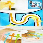 KITCHEN SINK SNAKE DRAIN CLEANER BRUSH HAIR REMOVAL DRAINS PIPES BATH SHOWERS