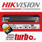 HIKvision 5MP Dvr DS-7208HUHI-K1 8Channel Turbo HD DVR P2P HDTVI HDMI Cloud UK