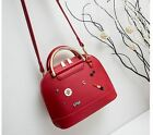 Women's rivet flower shell package Shoulder cross-body fashion bag KREDT50543#
