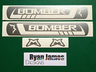 MARZOCCHI BOMBER DESIGN 6 STICKER / DECAL SET