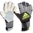 adidas ACE Trans Ultimate Goalkeeper Gloves Black/White/Solar Yellow BS4099
