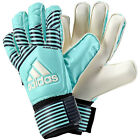 adidas ACE Fingersave Replique Goalkeeper Gloves Energy Aqua/Ene Blue BS1489