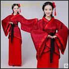 Fashion Womens Chinese Ancient Costume Traditional Infanta Robe Dress Ethnic @B