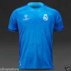 Adidas Real Madrid  CHAMPIONS LEAGUE UEFA UCL TRAINING OFFICIAL T-SHIRT Jersey