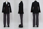 Persona 5 P5 Kurusu Akira Joker Anime Costume Cosplay Uniform Outfit Set +Track