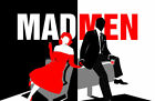 16047 Mad man TV Show Wall Print POSTER UK