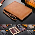 Luxury Slim Leather Tablet Folio Slots Stand Case Cover For Apple iPad Pro 10.5