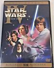 YOU CHOOSE THE STAR WARS DVD - GOOD-VG Disc and Cover Art - NO CASE $2.25 USD