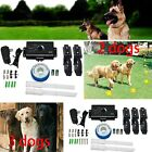 In-Ground Dog PET Electronic Fence System With 3/2/1 Waterproof Shock Collars