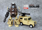 Reissue BADCUBE - OLD TIME SERIES - OTS-03 BACKLAND- OTS-02 Brawny In Stock!