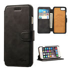 Luxury Retro Leather Flip Wallet Card Holder Stand Case For iPhone 6S Plus 6S 6