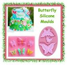 Flower fondant cutter sets - CHOOSE YOUR STYLE - cake cupcake cookie clay