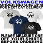 VOLKSWAGEN  T SHIRT ALL SIZES TO 5XL (OTHER COLOURS AVAILABLE)