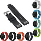 22mm Replacement Silicone Wristband Watch Band Strap Bracelet For Garmin Fenix 5