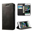 Retro Leather Flip Wallet Card Holder Stand Case Cover For iPhone 6S 6 6S Plus
