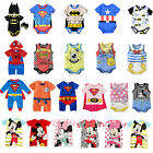 Baby - Newborn Infant Baby Boy Girls Romper Bodysuit Jumpsuit Playsuit Clothes Outfits