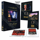 2x Doctor Dr Who Peter Cushing Daleks 2150 Movie Box+Cells+Booklets Set *NO DVD! £6.88 GBP