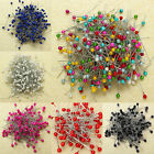 800 Pearl Round Head Pins Wedding Decorating Corsage Dressmaking Sewing Florist