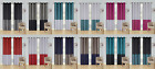 Внешний вид - 1 SET 2 TONE SILKY GROMMET WINDOW CURTAIN LINED BLACKOUT PANEL DRAPE NEW (EID)