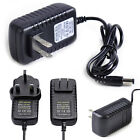 12V 2A 110-240V AC DC POWER SUPPLY ADAPTER CHARGER FOR 3528/5050 LED Strip@HC