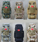 70L Waterproof Outdoor Travel Backpack Rucksack Hiking Camping Luggage Bag cool